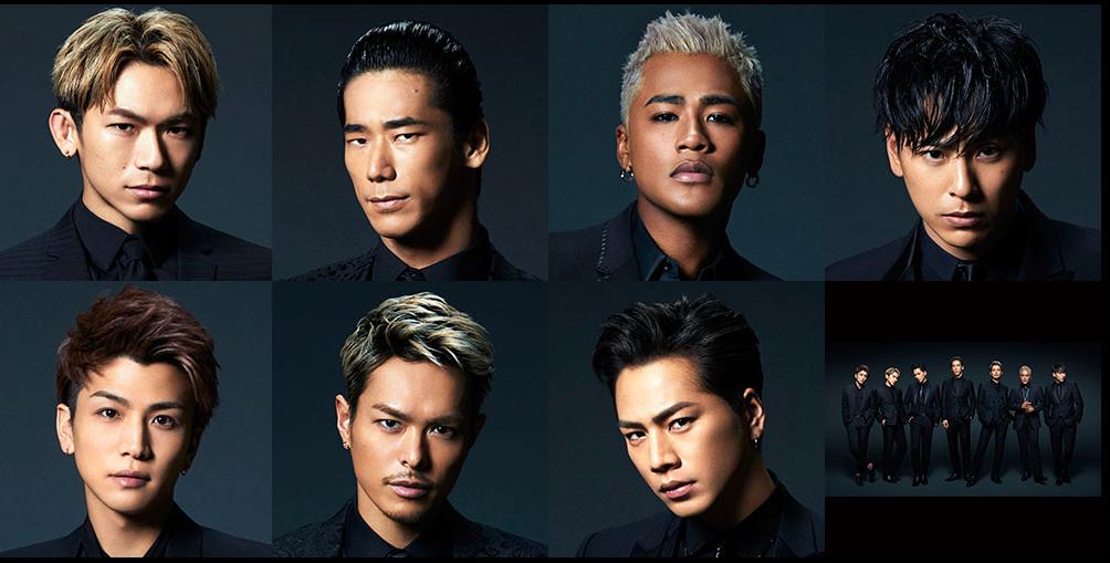 J Soul Brothers : ジェイ・ソウル・ブラザーズ